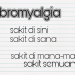Fibromyalgia – ketika tubuh nyeri semuanya dan tidak paham bagaimana menjelaskannya